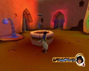 Игры: Аладдин Месть Нассиры